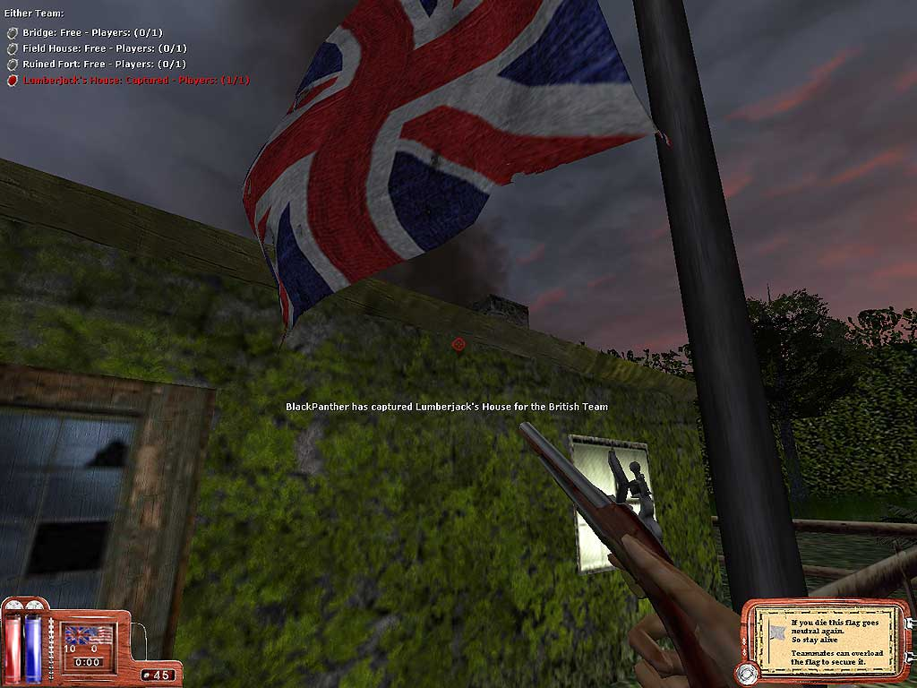 The Battle Grounds :: The Only Revolutionary War Mod for