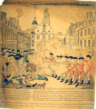 an analysis of the topic of the boston massacre The boston massacre or any similar topic specifically for you however, the boston massacre was the fault of the british because they made the decision to station troops in boston, they failed to remove the troops despite the rising tensions between the soldiers and the colonists, they fired into.